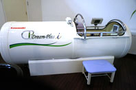 Dream-Plus スチール製エアーカプセル(酸素カプセル)