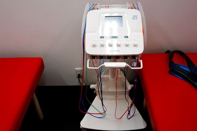 複合電気刺激治療器 SSP α1 RE-1011