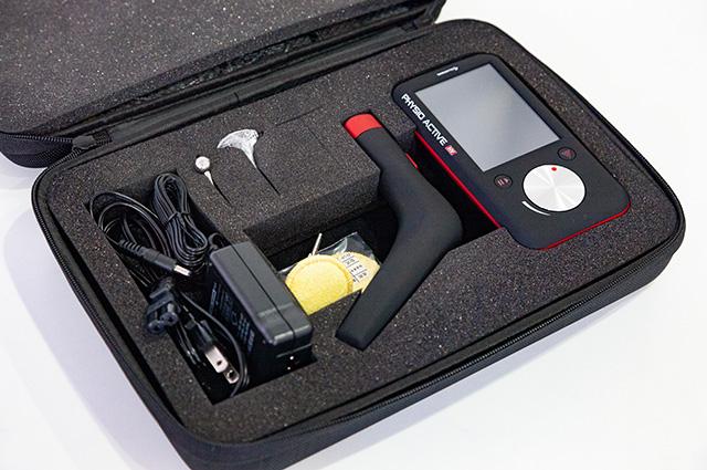 ハイボルテージ電気刺激治療器 PHYSIO ACTIVE HV